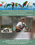 The Amazing Galapagos Islands with Da vid Weeshoff